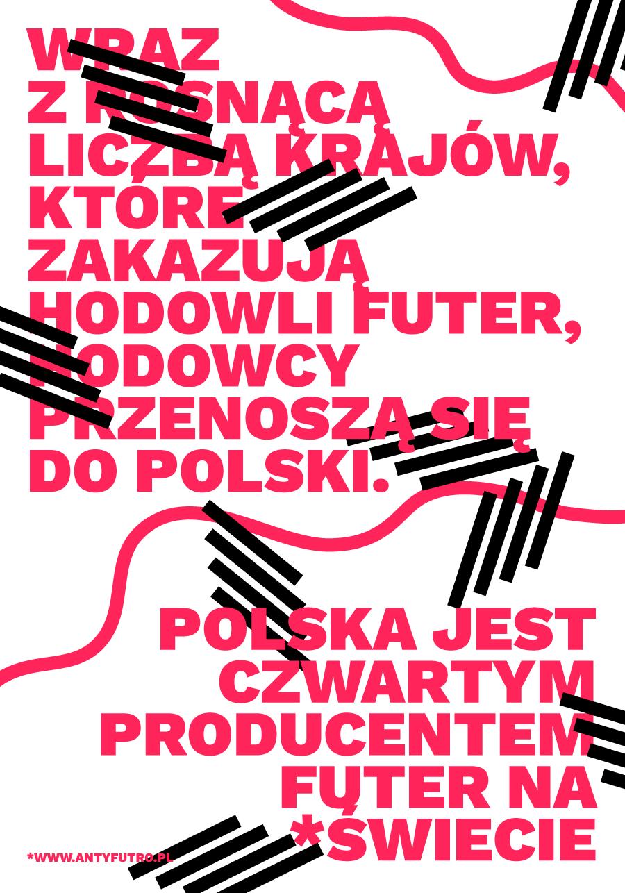 """""""Gronostaj"""" poster"""